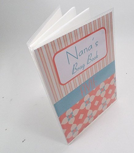 Amazoncom Grandparents Photo Album Ia157 Grandmas Brag Book