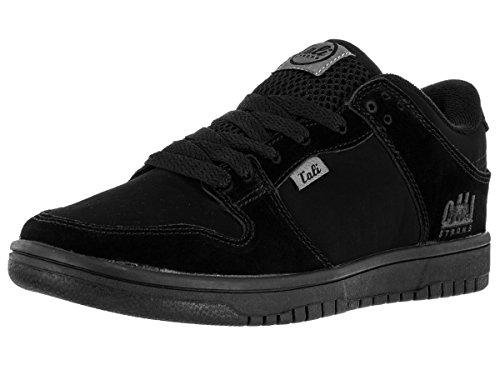 Cali Strong Hollywood Skate Shoe Black/Black
