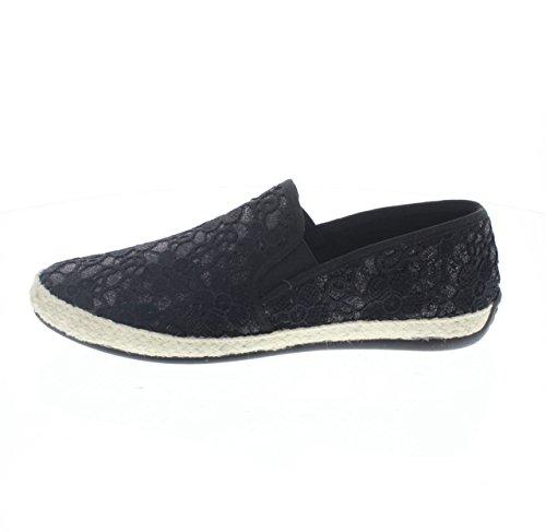 Desigual Damen Taormina White Lace 1 Sneaker nero - 2000 NEGRO