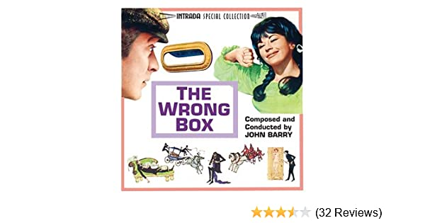 the wrong box 1966 cast