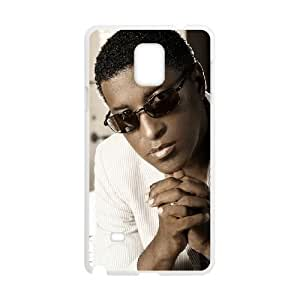 Samsung Galaxy Note 4 Cell Phone Case White Babyface ULY