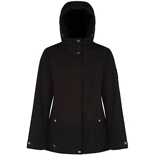 Regatta chaqueta mujeres Brodiaea Black(Black)