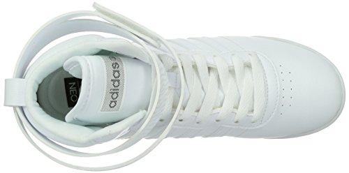 Adidas Rhythm mid w ftwwht/ftwwht/cblack, Größe 37 1/2