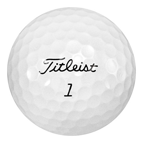 100 Titleist ProV1 2016 - Value (AAA) Grade - Recycled (Used) Golf Balls by Titleist (Image #1)