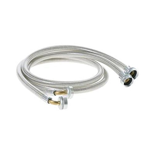 Universal Stainless Steel Washer Hoses