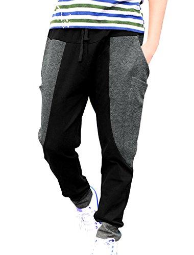 Slant Pockets Trousers - 1