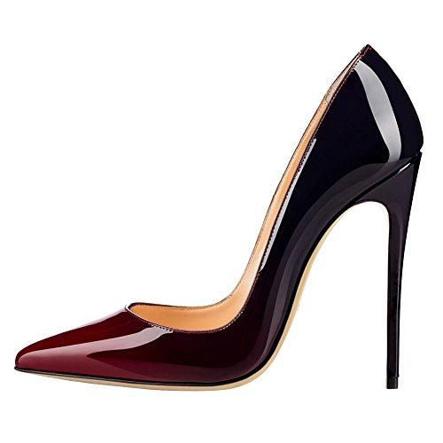 Multi Colored High Heel - 7