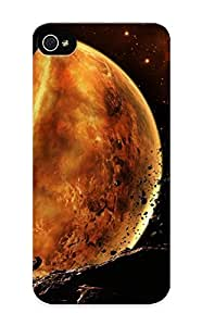 Fashion Naiiaw-770-khygiwz Case Cover Series For Iphone 5/5s(melting Planet )