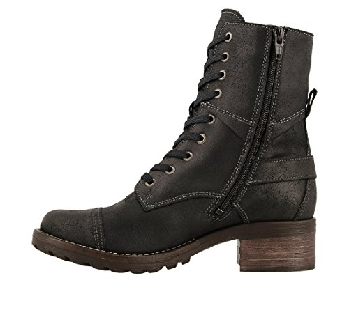 Women's Oiled Crave Boot Black Taos Ow8nqvW8
