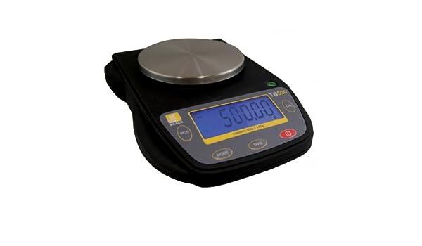 B/áscula electr/ónica de bolsillo de alta precisi/ón t/áctil y moderno/ /200/g x 0,01/G