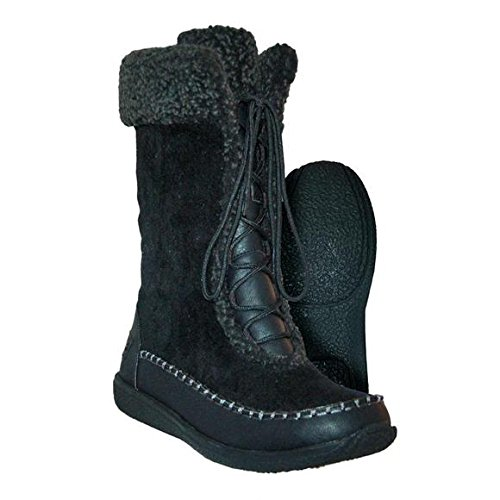 Boots Itasca Womens (ITASCA Women`s Pyper Winter Boot, 7, BLACK)
