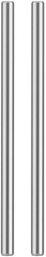 1 Paar 0,2 3,7 Zoll Professionelle Dynam Teil Motor Edelstahlwelle 5mm f/ür B/ürstenlose Motoren Modell Teile Power Locking Repair Motor Jadpes Motorwelle