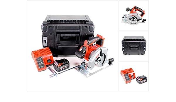 Milwaukee HD 18 CS - 501 18 V 165 Mm batería Sierra circular de ...