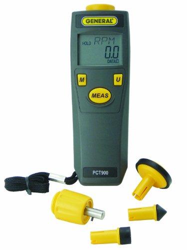 General Tools PCT900 Non Contact Tachometer