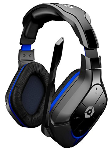 Cheap Gioteck HC-4 Amplified and Illuminated Wired Stereo Gaming Headset for PS4, Xbox One and PC