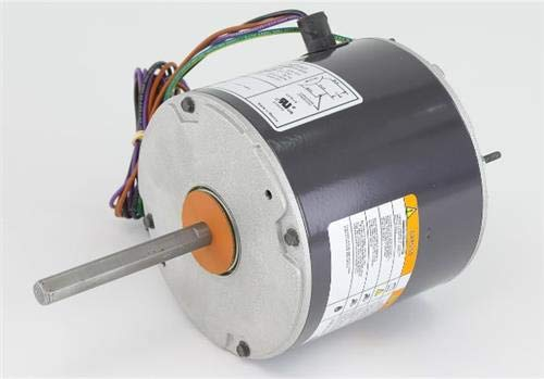 Trane D154846P01 / 5KCP39MFAC15AS - OEM Motor: 1/4 HP, 825 RPM, 208-230/200/60/1 - Replaced by -