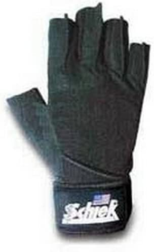 Details about  /Schiek Gel Padded Workout Glove Model 530 Platinum Series Lifting Gloves AllSize