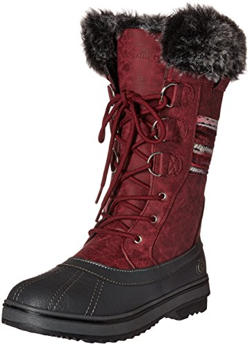 women insulated snow boots - 3