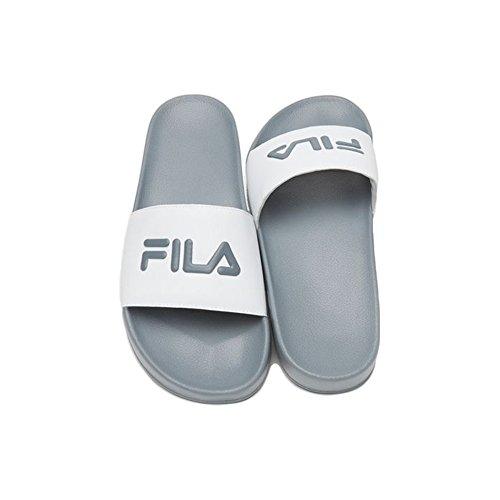 Fila Hombres Drifter Sports Sandal Wht / Wht / Mou