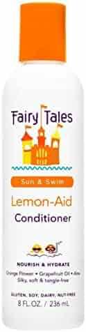 Fairy Tales Lemon-Aid Conditioner for Kids, 8 Ounces