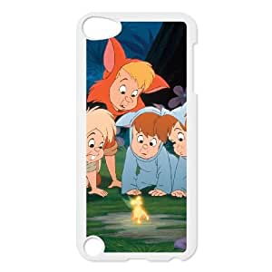iPod Touch 5 Case White Return to Never Land D479405