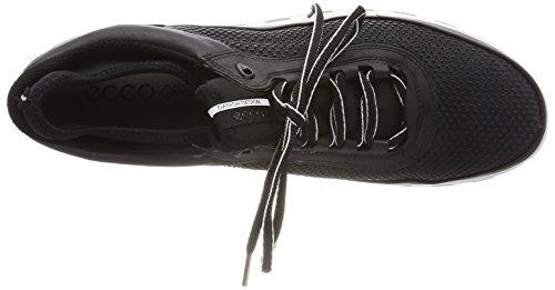 0 Black Para Black Negro Mujer Cool Zapatillas 2 ECCO 17qwnAU6E