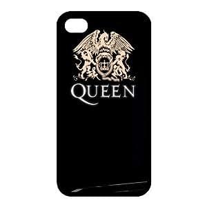 Custom Freddie Mercury Back case for iphone4,4S JN4S-326