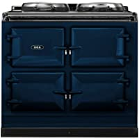 AGA ADC3E Dual Control 39 Inch Wide 4.26 Cu. Ft. Slide In Electric Range with Sl, Dark Blue