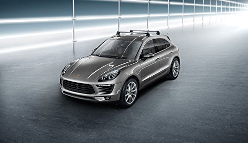 Porsche Genuine Macan Base Carrier Bars