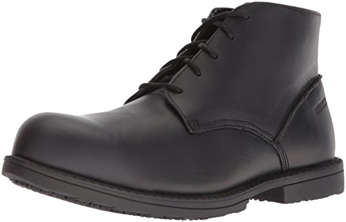 Bedford SR Chukka Steel Black Men's Wolverine Toe Boot Industrial qg8OX55n