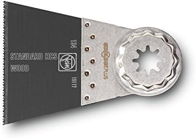 Fijn ECut zaagbladen standaard HCSSLP 50 x 65 mm 3delig 63502134220