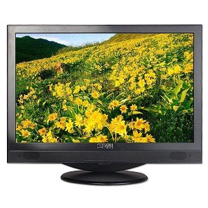 Amazon 19 SVA 900W B Widescreen LCD Monitor W Speakers Black