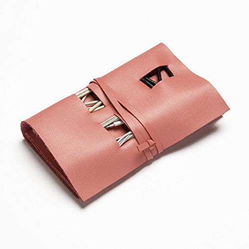 Brouk & Co. Travel Cord Roll - Pink