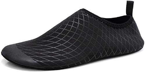 Barefoot Quick-Dry Aqua Socks for Beach Swim Surf and Yoga Exercise Kyerivs Water Sports Shoes