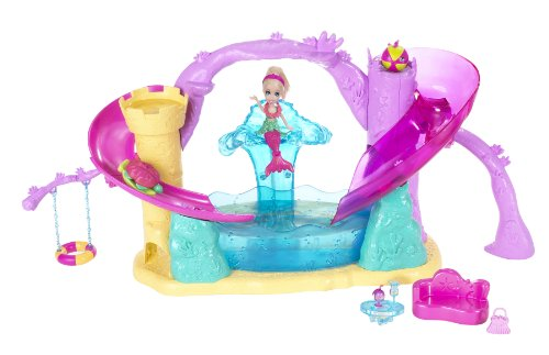 Polly Pocket Race and Splash ()