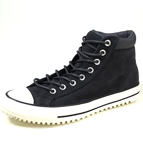 Converse Suede Boot - Converse CTAS Boot Hi Fashion Sneakers Shoes (10)