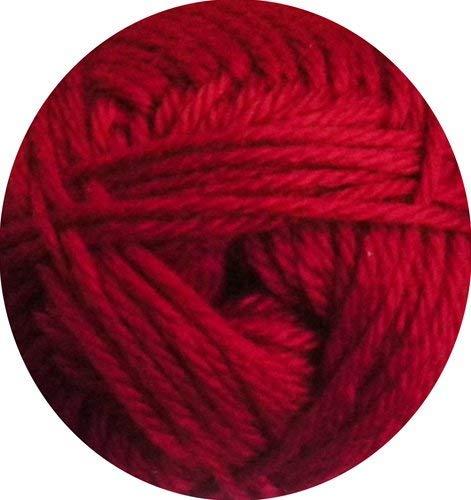 Cascade Yarns - Cascade Pacific Worsted Yarn Ruby #43 by Cascade Yarns B00AWDSKQG
