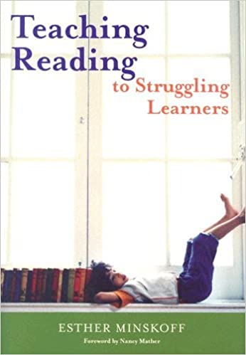 Book Teaching Reading To Struggling Learners [2005] (Author) Esther Minskoff Ph.D.
