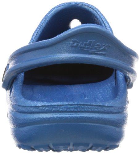 Chung Shi DUX BIO MYKONOS BLUE - Zuecos de goma unisex azul - Blau (mykonos blue)