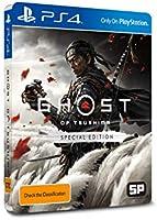 Ghost Of Tsushima Edição Steelbook - PlayStation 4