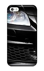 Pauline F. Martinez's Shop Best 4816726K85651085 Iphone 5/5s Hybrid Tpu Case Cover Silicon Bumper Audi