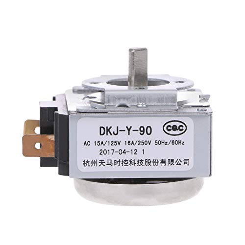 DKJ-Y 15-120 Minutes 15A Delay Timer Switch for Electric Pressure Oven Cooker ()