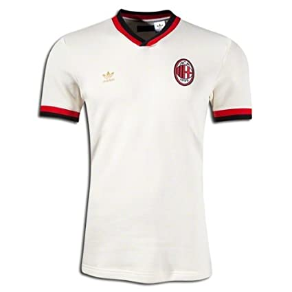best website 0ef98 05e1c adidas Soccer Replica Jersey: adidas Originals AC Milan ...