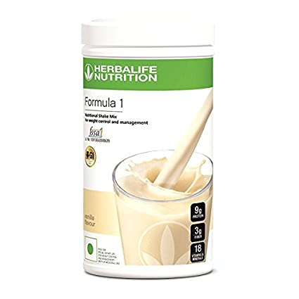 Formula 1- Herbalife Nutritional Shake Mix -Vanilla- 500 Gms
