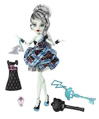 Monster High Sweet 1600 Frankie Stein Doll by Mattel
