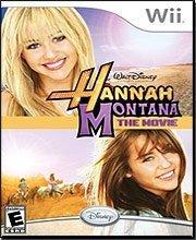 Hannah Montana The Movie Wii - Hannah Montana The Movie Wii