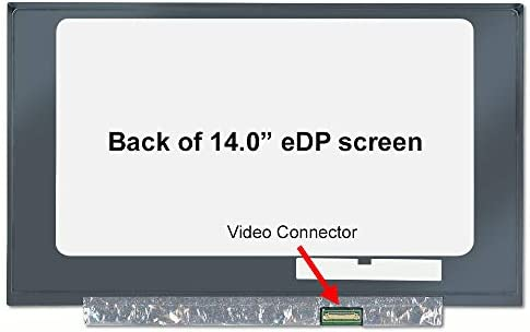 FHD 1920x1080 LCD LED Display with Tools OnCell Touch SCREENARAMA New Screen Replacement for DP//N KWH3G 0KWH3G LP156WF7 SP A1