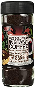 Trader Joe's 100% Colombian Instant Coffee 3.5oz from Trader Joe's
