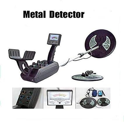 Barry Century Detector de Metales Profesional Pinpointer, Detector de Metales subterráneo, buscador de Tesoros de Oro, Detector de Metales portátil para Adultos y niños, Herramientas al Aire Libre: Amazon.es: Jardín