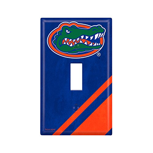 Gator Light (Florida Gators Single Toggle Light Switch Cover NCAA)